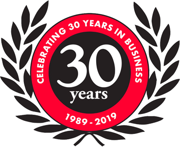 Celebrating 30 Years in Business