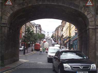 Shipquay Gate - Londonderry