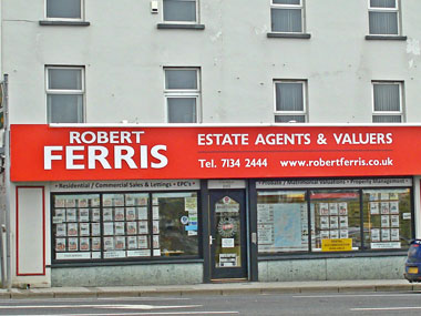 Robert Ferris Estate Agents - Londonderry
